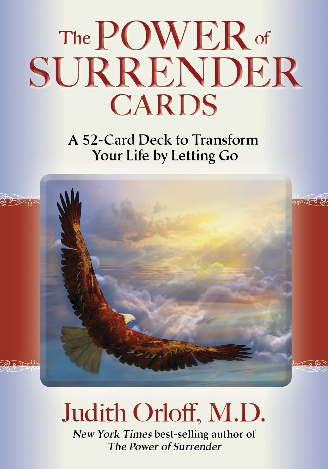 Power Of Surrender Cards by Judith Orloff