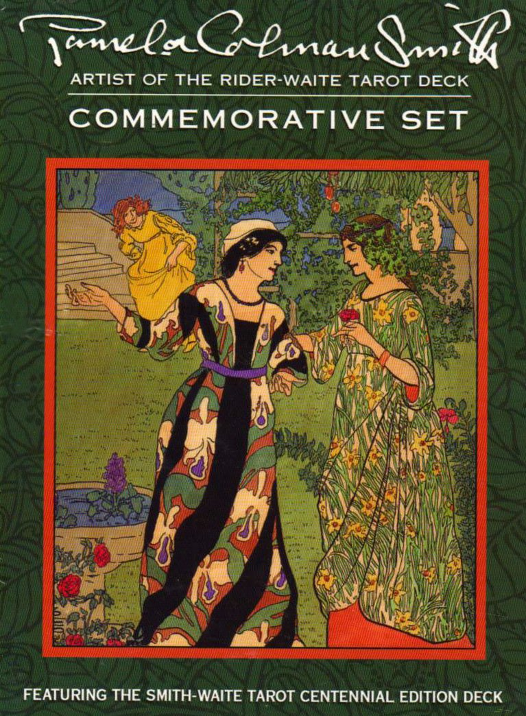 Pamela Colman Smith Commemorative Tarot by Pamela Smith