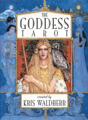 Goddess Tarot Deck by K Waldherr