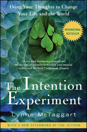 Intention Experiment by Lynne McTaggart