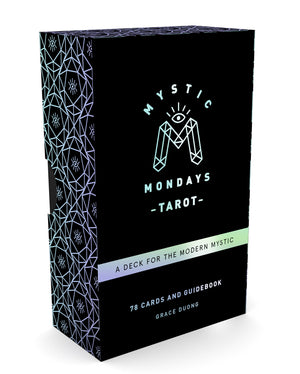 Mystic Mondays Tarot: A Deck For The Modern Mystic by Mystic