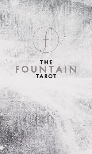 Fountain Tarot Illustrated Deck And Guidebook