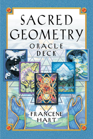 Sacred Geometry Oracle Deck by F Hart