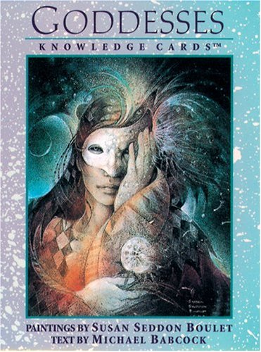 Goddess Knowledge Cards by Susan Boulet