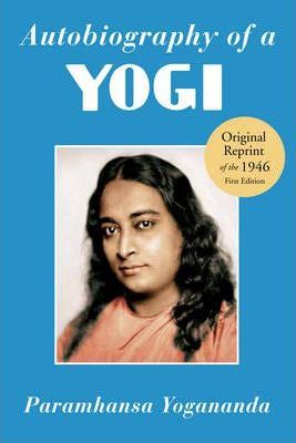 Autobiography Of A Yogi Original 1946 Ed by P Yogananda - Ananda Consignment