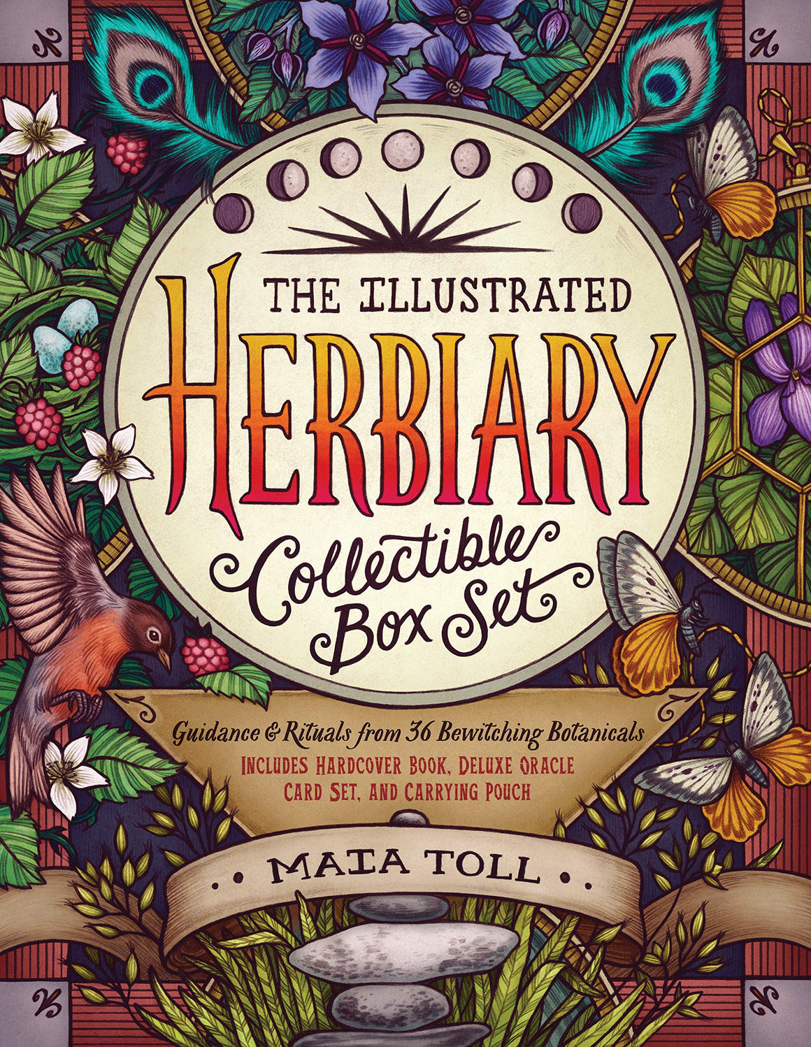 Illustrated Herbiary Collectible Box Set