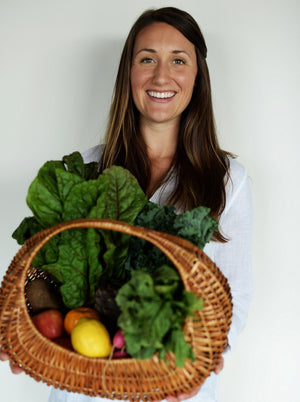 October 23, 2018 - Tuesday 7-8:30pm - Optimize Your Relationship with Food - with Anneliese Pyatt