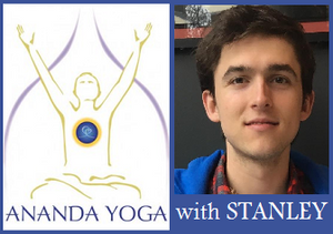 October 22, 2018 - Monday 7-8:15am - AM Morning Sadhana Ananda Yoga - with Stanley Dombrowski