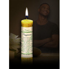Bless Herbal Happiness Candle