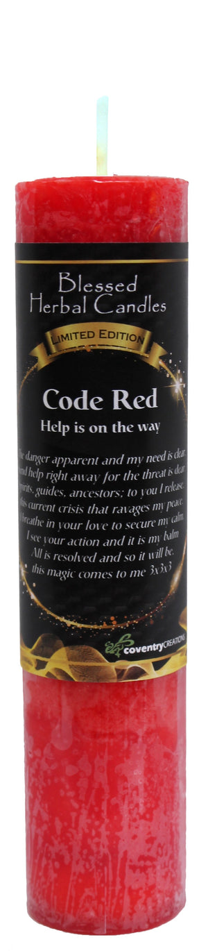 Limited Edition Code Red