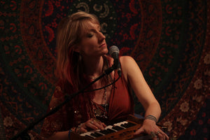 February 28, 2020 - Friday 7-8:30pm - Spirit Song Soul Concert - with Johanna Beekman