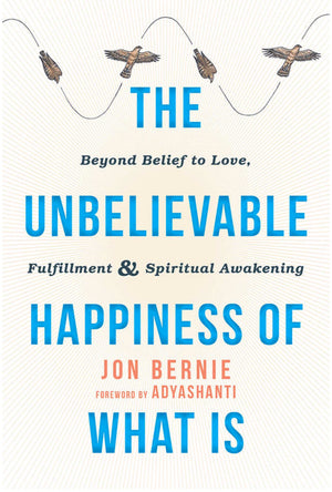 June 02, 2018 - Saturday 11am-2pm - Realize True Happiness: Go Beyond Belief to Love, Fulfillment & Spiritual Awakening - Workshop - with Jon Bernie