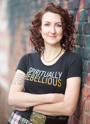 August 09, 2019 - Friday 7-8:30pm - Spiritual Rebel Book Chat & Signing - with Sarah Bowen