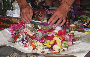 January 20, 2019 - Saturday 4-6pm - Full Moon Shamanic Despacho Ceremony - with Marin Casassa
