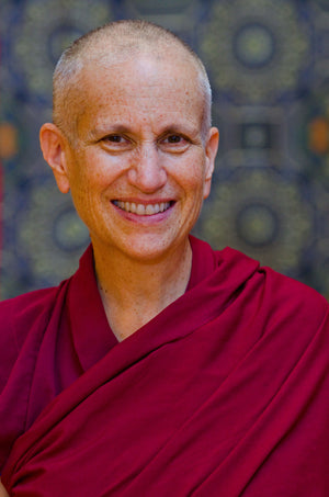 October 19, 2018 - Friday 7-9pm - The Library of Wisdom and Compassion - with Venerable Thubten Chodron