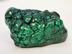 Polished Malachite Formation