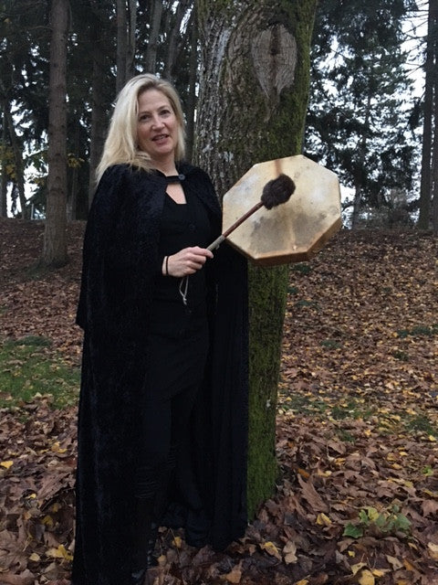 October 18, 2017 - Wednesday 7:00-8:30pm - Women's Dark Moon Ritual & Guided Goddess Meditation - with Bridget Engels