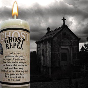 Ghost Candles Ghost Repel