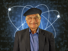 April 22, 2017 - Saturday 7-8:30pm - How Quantum Science Explains Love, Death and the Meaning of Life - with Amit Goswami, PhD