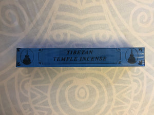 Tibetan Temple (Blue Label) Incense