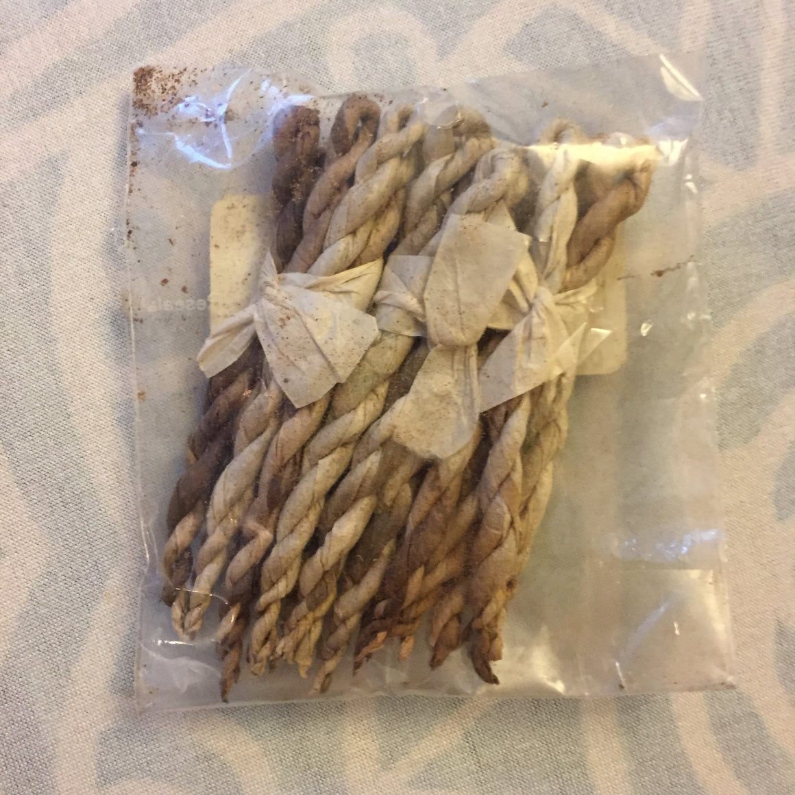 Rope Incense 18 Pieces by DZI