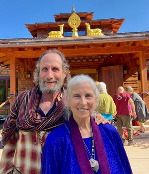 November 02, 2019 - Saturday 2-6pm - Living Dharma: Courageous Wisdom and Creative Compassion in Action - with Dza Kilung Rinpoche and Joel & Michelle Levey
