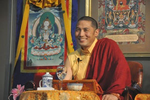 December 02, 2018 - Sunday 1pm-6pm - The Relaxed Mind - with Dza Kilung Jigme Rinpoche