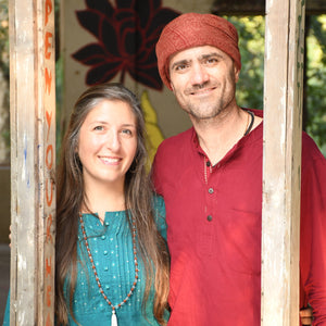 February 21, 2020 - Friday 7-9pm - Maha Shivaratri Kirtan - with Rob and Melissa