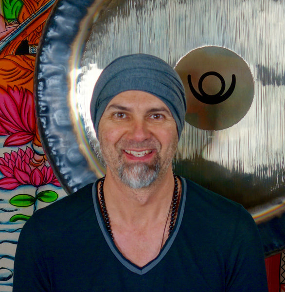 June 01, 2017 - Thursday 7-8:30pm - Gong Bath Meditation - with Wayne Marto