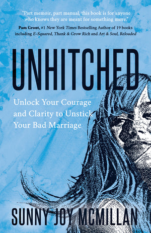 January 23, 2019 - Wednesday 7:30-9pm - Unhitched: Book Signing and Talk with Sunny Joy McMillan - with Sunny Joy McMillan