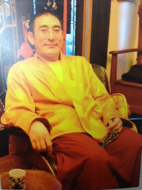 March 01, 2020 - Sunday 1:30-3:00pm - Love Between Humans and Animals - with Tulku Yeshi Rinpoche