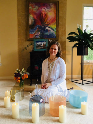 February 08, 2020 - Saturday 7-8:30pm - Earthtone Sound Healing for Love - with Maria Scherer Wilson