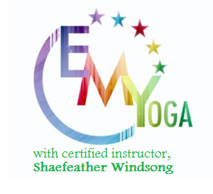 March 25, 2020 - Wednesday 7:30-9pm - Energy Medicine Yoga - with Shaefeather Windsong