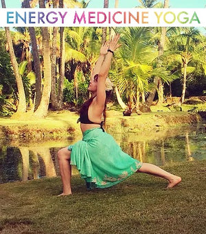 September 26, 2018 - Wednesday 7:30-9pm - Energy Medicine Yoga - with Shaefeather Windsong
