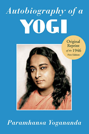 April 06, 2020 - Monday 7-9pm - East West Book Club & Tea: Autobiography of a Yogi - Led by Ethan