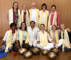 October 29-30, 2018 - Monday & Tuesday 10am-6pm - Singing Bowl Healing Course | Silver Level 2 | A 2-Day Intensive - with Suren Shrestha
