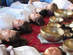 October 27-28, 2018 - Saturday & Sunday 10am-6pm - Singing Bowl Healing Course | Bronze Level 1 | A 2-Day Intensive - with Suren Shrestha