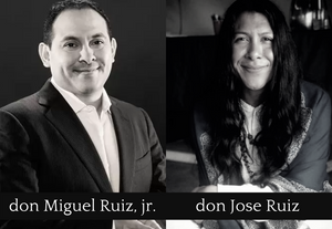 August 21, 2020 - Friday 5-6:30pm PDT - The Medicine Bag & The Mastery of Self - with don Miguel Ruiz, jr. & don Jose Ruiz