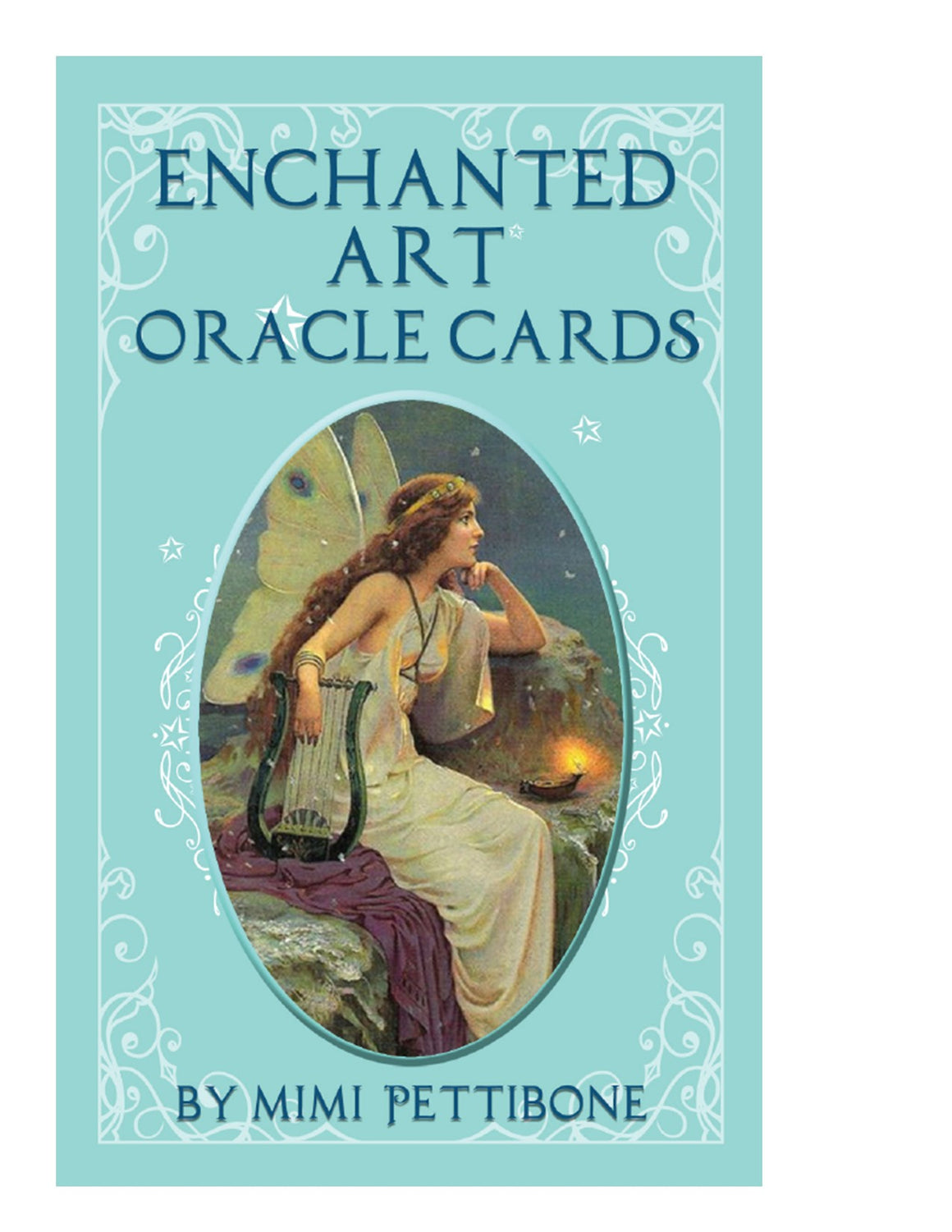 Enchanted Art Oracle Card Deck - by Mimi Pettibone, creator of The Dream Detective podcast