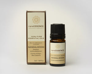 Oil Sandalwood 3% Jojoba 5Ml