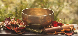 September 18, 2019 - Wednesday 7:30-9pm - Fall Equinox Singing Bowl Yoga & Sound Bath - with Shae Windsong and Maria Ayanna