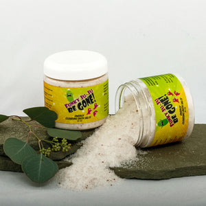 Funky JuJu Be Gone Bath Salt 20oz - Dewey Meyer