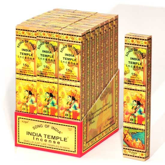 India Temple 15G