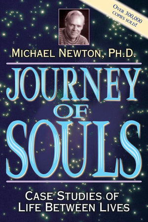 October 28, 2019 - Monday 7-9pm - East West Book Club & Tea: Journey of Souls by Michael Newton - Led by Justin