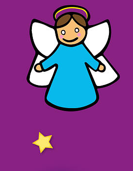 Kid's Angel Cards Affirmation Deck by Srimanju Katragadda