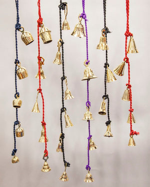 Chime String Assorted Bells