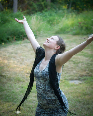 September 29, 2018 - Saturday 10:30am-12:30pm - Nada Yoga: The Power of Sound and Song  - with Rachael Fairbanks