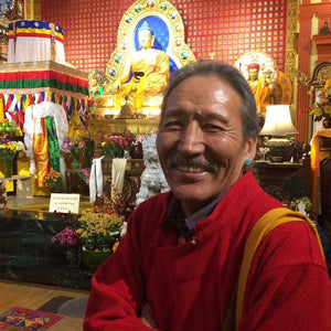 October 10, 2018 - Wednesday 7:30-9pm - Discussion on the Meaning of Life: The Wisdom of Buddha - with Rigdzin Tingkhye