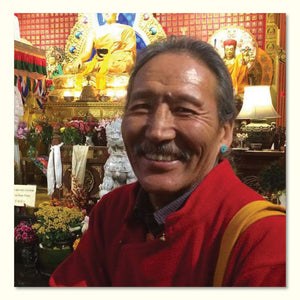 May 01, 2019 - Wednesday 7-9pm - Parting from Four Attachments - with Rigdzin Dorje Tingkhye