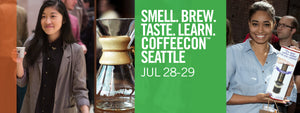 July 28-29, 2018 - Saturday & Sunday 9-4pm both day - CoffeeCon - with Kevin Sinnott